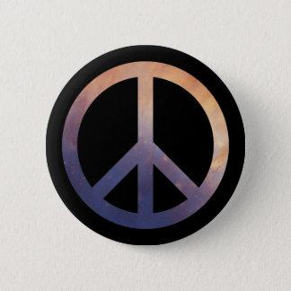 Badge Rond 5 Cm Bouton de nébuleuse d'hélice