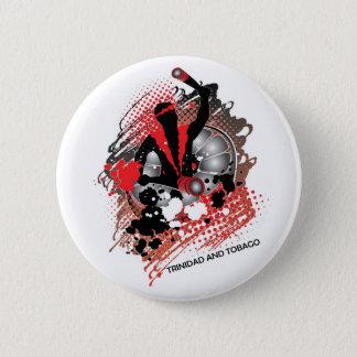 Badge Rond 5 Cm bouton de panman de trini
