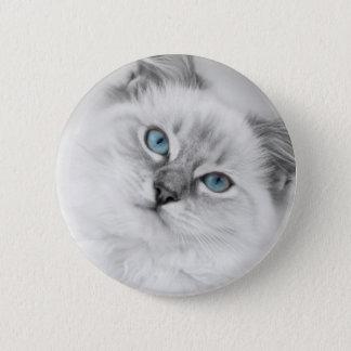 Badge Rond 5 Cm bouton de ragdoll