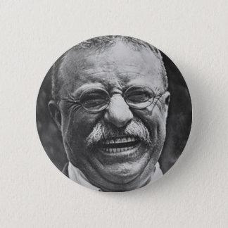 Badge Rond 5 Cm Bouton de Teddy Roosevelt