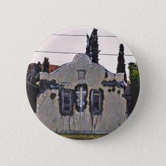 Badge Rond 5 Cm Bouton d'église