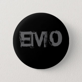 Badge Rond 5 Cm Bouton d'EMO