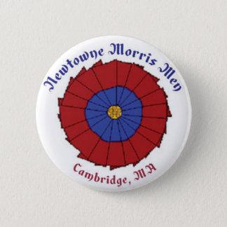 Badge Rond 5 Cm Bouton d'hommes de Newtowne Morris