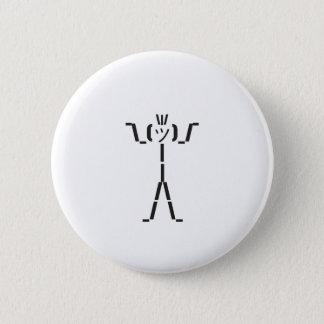 Badge Rond 5 Cm Bouton d'IDK LOL