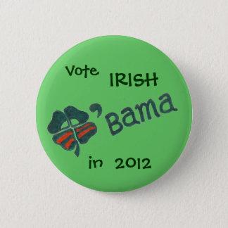 Badge Rond 5 Cm Bouton d'O'bama en 2012
