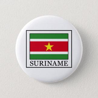 Badge Rond 5 Cm Bouton du Surinam