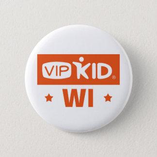 Badge Rond 5 Cm Bouton du Wisconsin VIPKID