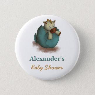 Badge Rond 5 Cm Bouton personnalisable de baby shower