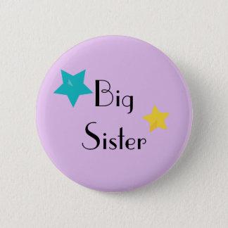 Badge Rond 5 Cm Bouton rond de grande soeur