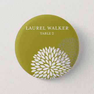 Badge Rond 5 Cm Boutons de Rachel