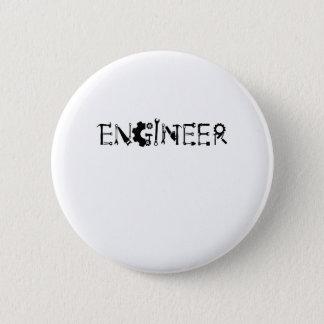 Badge Rond 5 Cm Cadeau de conception d'ingénieur particulièrement