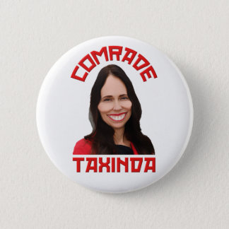 Badge Rond 5 Cm Camarade Taxinda Protest Button
