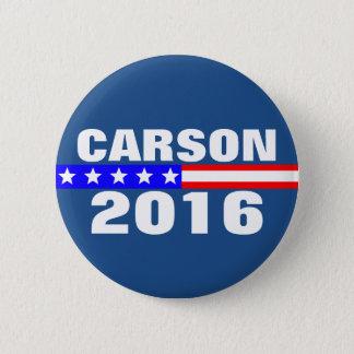 Badge Rond 5 Cm Campagne électorale présidentielle de Carson 2016