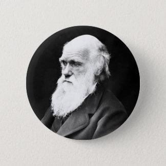 Badge Rond 5 Cm Charles Darwin