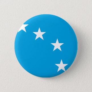 Badge Rond 5 Cm Charrue étoilée - drapeau communiste socialiste