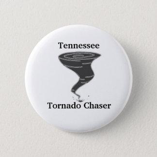 Badge Rond 5 Cm Chasseur de tornade du Tennessee - bouton