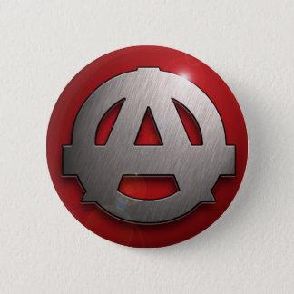 Badge Rond 5 Cm Chrome de NRK
