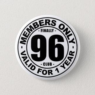 Badge Rond 5 Cm Club enfin 96