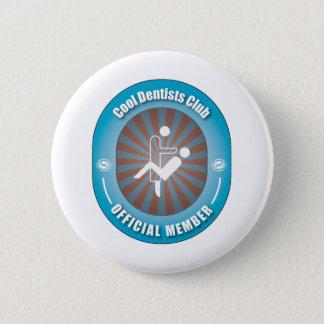 Badge Rond 5 Cm Club frais de dentistes