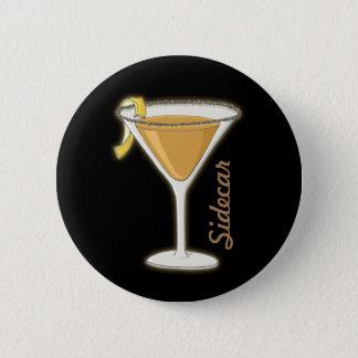 Badge Rond 5 Cm Cocktail de sidecar