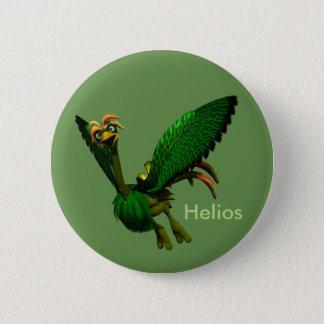 Badge Rond 5 Cm Collection de bouton de mascotte de Voyager -