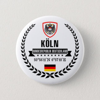 Badge Rond 5 Cm Cologne
