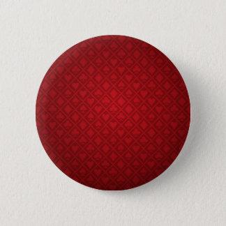 Badge Rond 5 Cm Conception de Tableau de tisonnier de feutre de