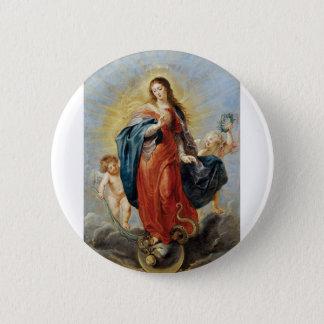 Badge Rond 5 Cm Conception impeccable - Peter Paul Rubens