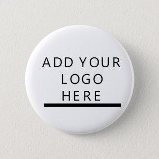 Badge Rond 5 Cm Concevez le logo en fonction du client