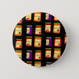 Badge Rond 5 Cm confiture