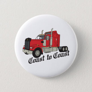 Badge Rond 5 Cm Côte à marcher