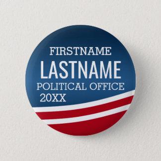 Badge Rond 5 Cm Créez votre propre conception d'élection -
