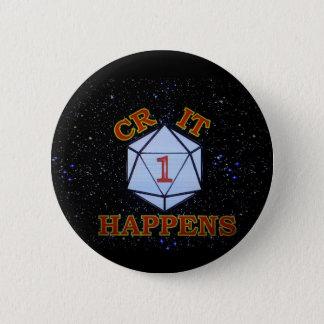 Badge Rond 5 Cm Crit se produit 1 national