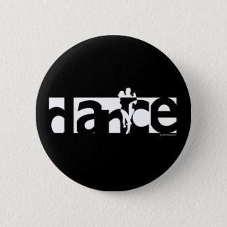 Badge Rond 5 Cm Danse