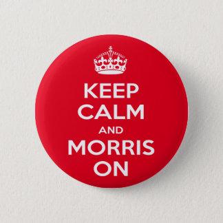 Badge Rond 5 Cm Danse de Morris