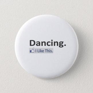 Badge Rond 5 Cm Danse… j'aime ceci