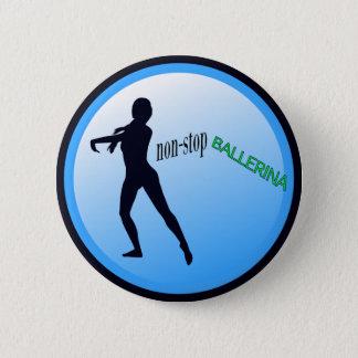 Badge Rond 5 Cm Danseur classique