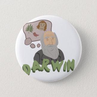 Badge Rond 5 Cm Darwin