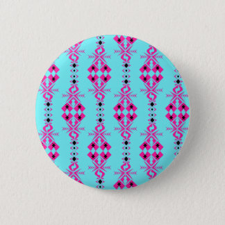 Badge Rond 5 Cm ~ de Halona de la fortune heureuse