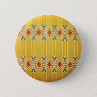 Badge Rond 5 Cm décoration de mur d'église de Budapest Hongrie