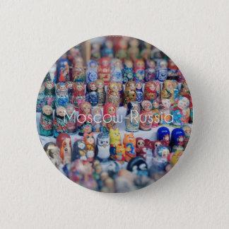 Badge Rond 5 Cm dolls_russia