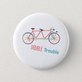 Badge Rond 5 Cm Double problème