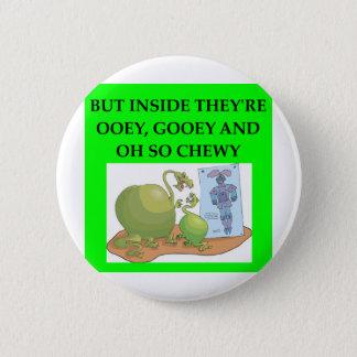 Badge Rond 5 Cm DRAGON et chevalier