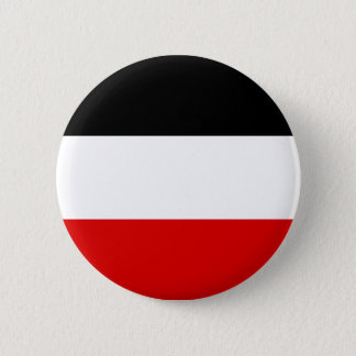 Badge Rond 5 Cm Drapeau allemand impérial - Deutsches Kaiserreich