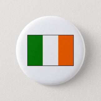 Badge Rond 5 Cm Drapeau de l'Irlande