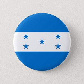 Badge Rond 5 Cm Drapeau du Honduras