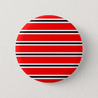 Badge Rond 5 Cm Écharpe rouge de barre du football de Manchester