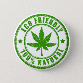 Badge Rond 5 Cm Eco amical