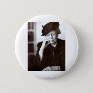 Badge Rond 5 Cm Eleanor Roosevelt