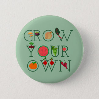 Badge Rond 5 Cm Élevez vos propres